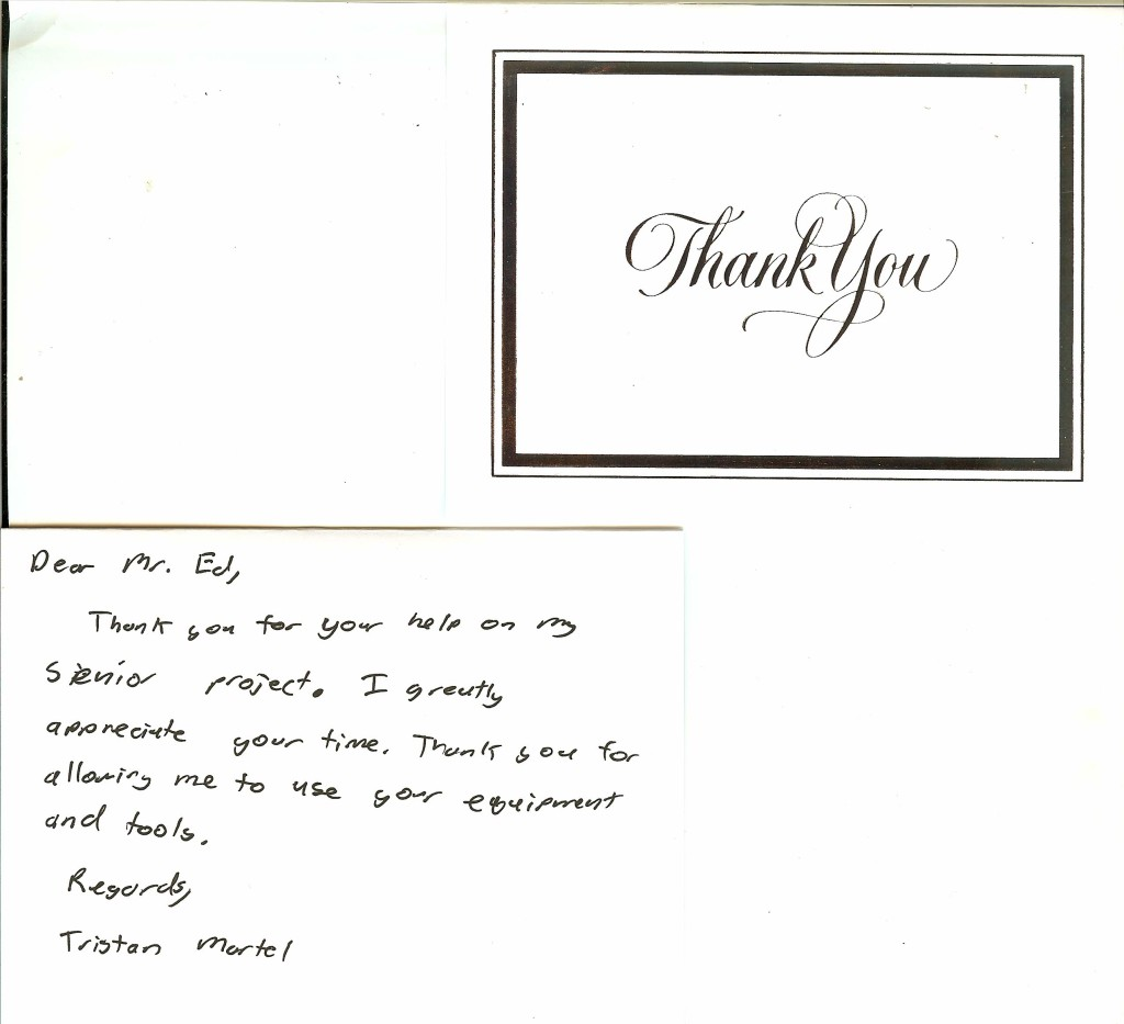 Thank you letters tristanmartel thank you mr expocarfo Image collections